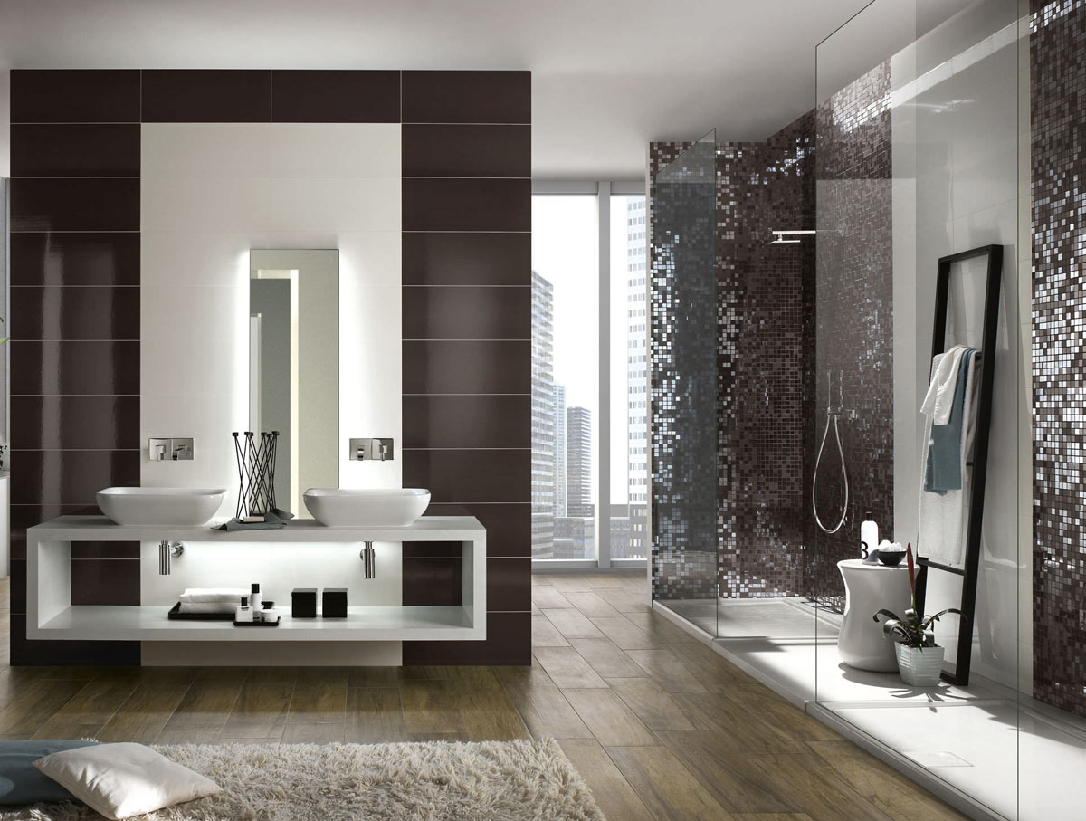 carrelage salle de bain nouveaute. Black Bedroom Furniture Sets. Home Design Ideas